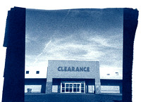 Clearance Store Front